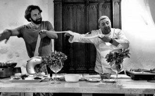 A Fregene con la musica di Don Pasta e i piatti di Pasquale Torrente