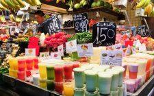 Barcellona e Roma: la Boqueria costa meno