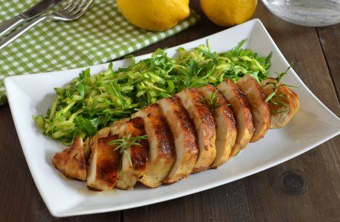 Tagliata di pollo: ecco come farla in casa