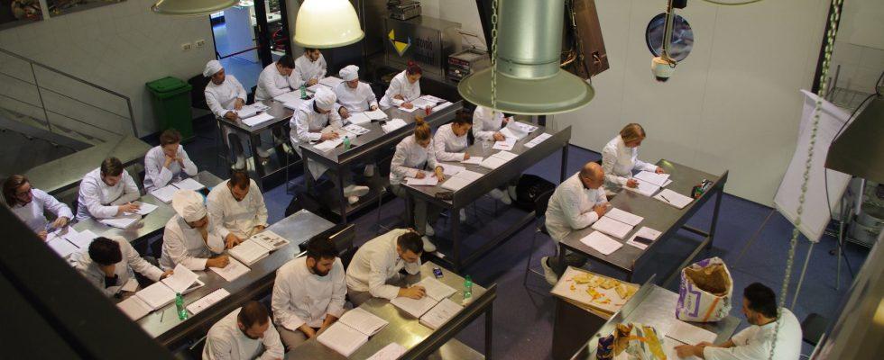 Un nuovo anno per la scuola A Tavola con lo Chef