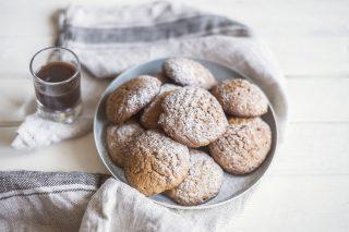 Biscotti al caffè: per darsi la carica