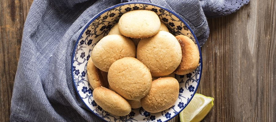 Biscotti senza lievito fatti in casa