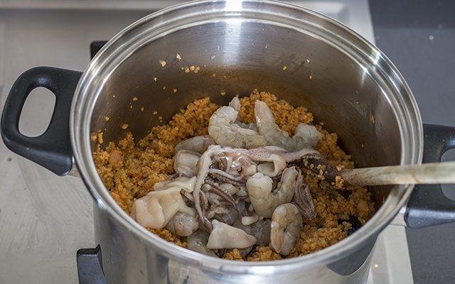 bulgur-con-pesce-step5