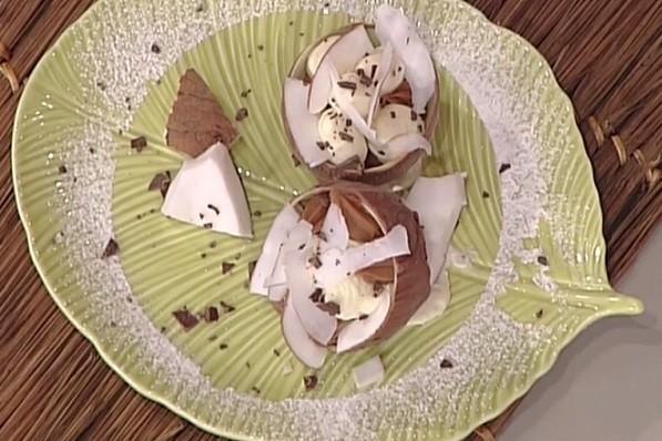La video ricetta del ciocco e gianduia direttamente dalla Prova del Cuoco