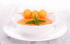 La ricetta facile del gazpacho di melone
