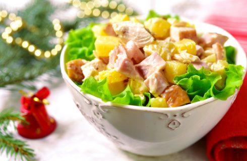 8 ricette per preparare le insalate con la frutta