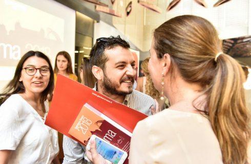 Perché la stampa estera premia Marco Claroni