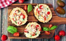 Le melanzane al forno con pomodoro e provola per le cene d'estate