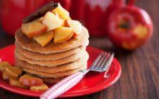 Pancakes alle mele della Prova del Cuoco: la video ricetta facile