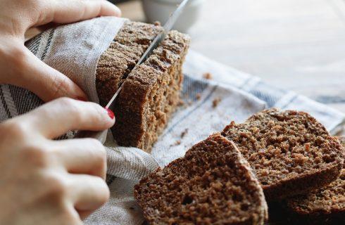 Pane senza glutine, la ricetta con la macchina del pane