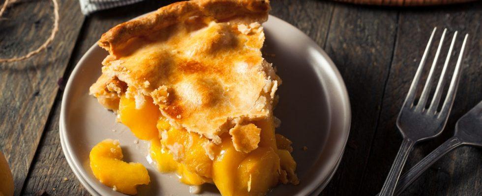 Pie di pesche, la ricetta del dolce estivo e facile