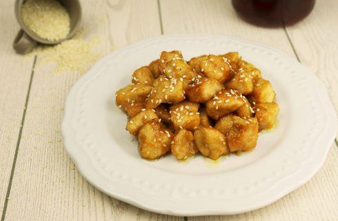 Pollo al miele, ispirazione orientale