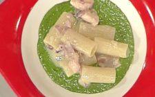 I rigatoni alla trota salmonata con la video ricetta della Prova del Cuoco