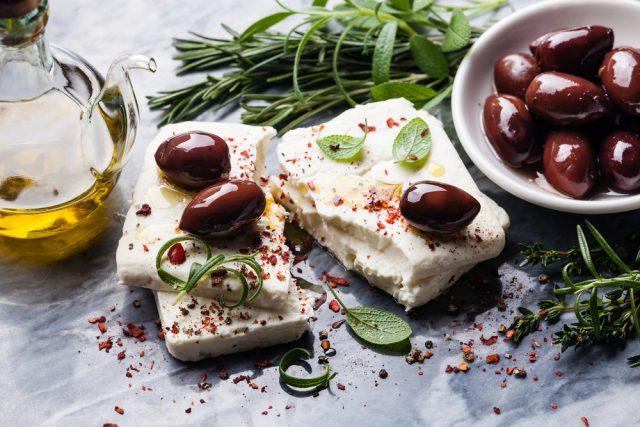 formaggio greco