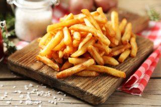 Fritto è bello: tutti i tipi di patatine fritte