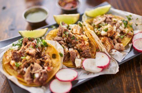 In giro per il Messico: tutti i tipi di tacos