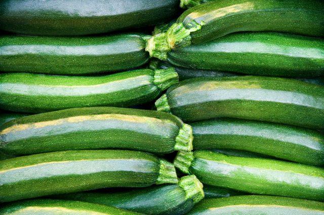 zucchine crude