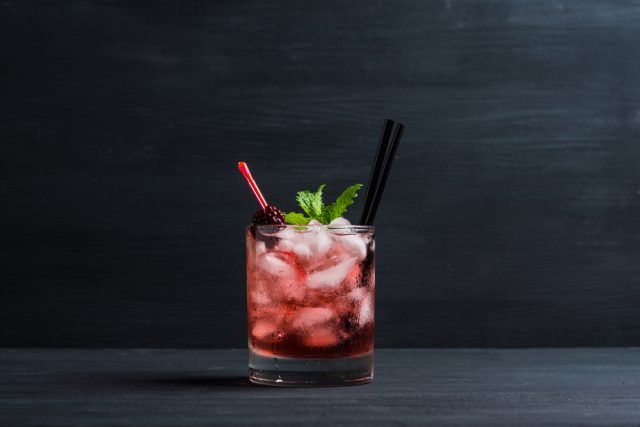 cocktail berry