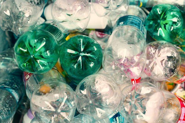 bottigliette spazzatura