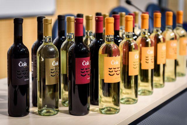 vino sloveno