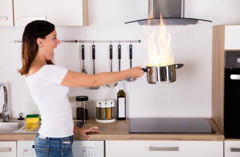 17 cose tremende che possono capitarti in cucina