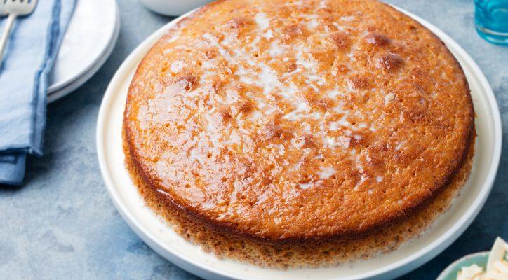 La ricetta della torta melone e cocco perfetta per merenda