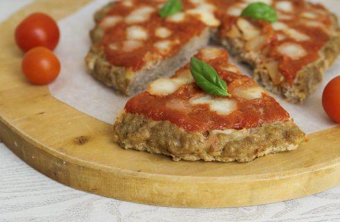 Pizza di carne: a cena in famiglia