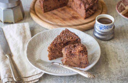 Torta di pane al cioccolato: per recuperare gli avanzi