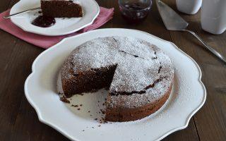 Torta di grano saraceno al cioccolato: per i celiaci