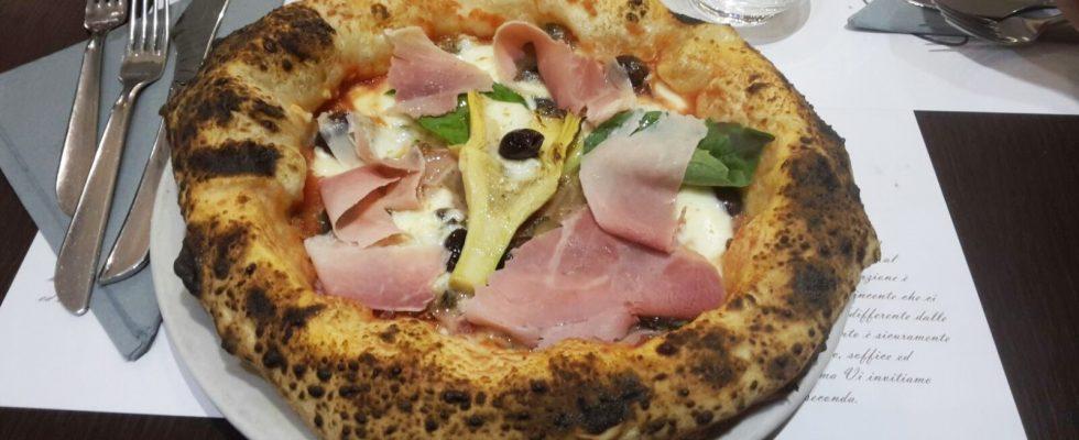 Carlo Sammarco Pizzeria 2.0, Aversa