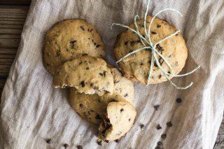 Cookies alla Nutella: troppo golosi