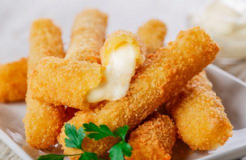 Come preparare la mozzarella fritta senza uova