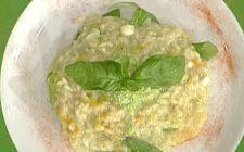 Il risotto con zucchine e cacioricotta con la video ricetta della Prova del Cuoco