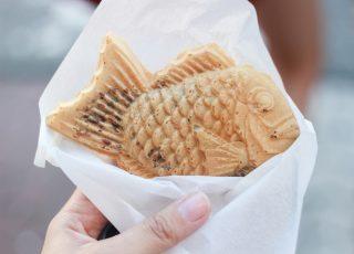 Dal Giappone: cos'è il taiyaki?