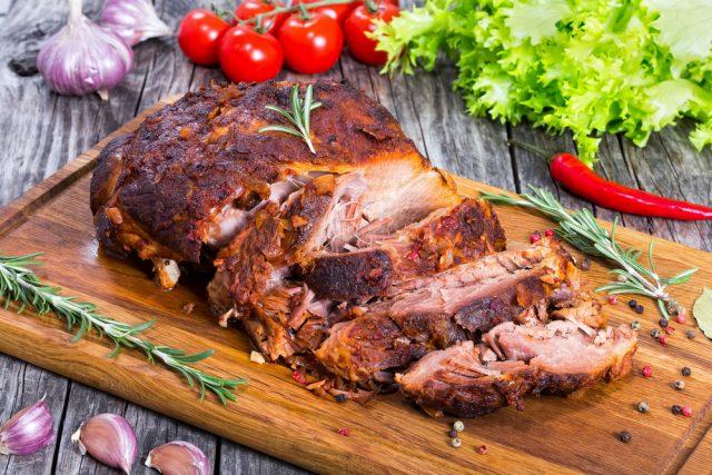 Texas Barbecue Pork