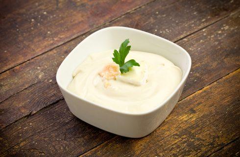 Crema al parmigiano: versatile