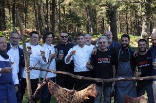 Fuoco! Food Festival: in Sicilia gli chef alla prova del fuoco