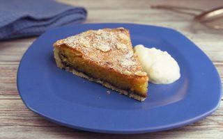 Bakewell tart, una torta di origini inglesi