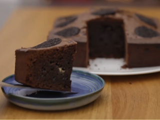 Brownies Oreo, semplici e golosi