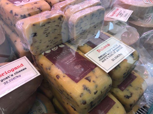 dulses cheese