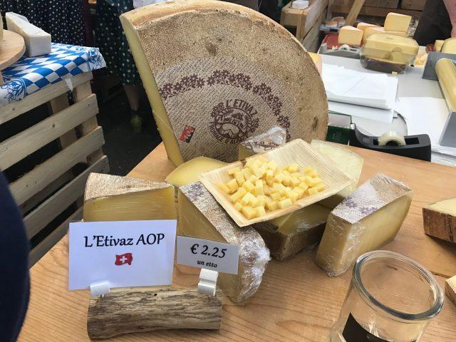 l'etivaz dop cheese