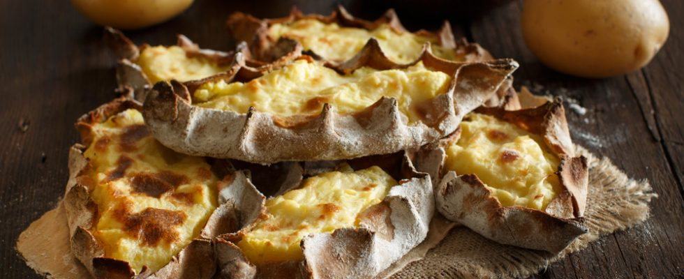 Karjalanpiirakka, il dolce di patate Finlandese