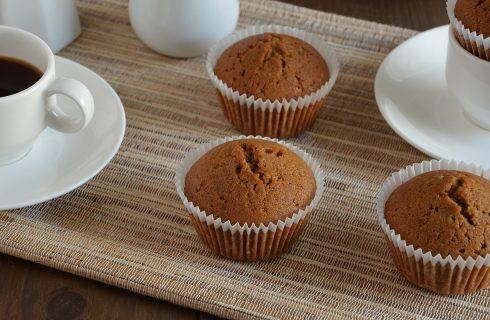 Muffin al caffè: un dolce soffice per la colazione