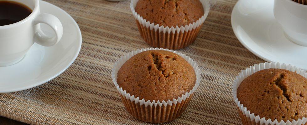 spesso Ricetta Muffin al caffè | Agrodolce AH52