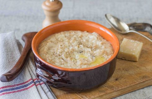 Panada, zuppa emiliana e trentina