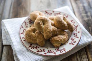 Torcetti: i biscotti della Val d'Aosta senza uova