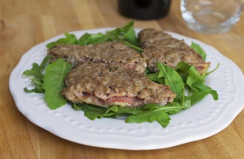 Tramezzini di carne, perfetti per cena