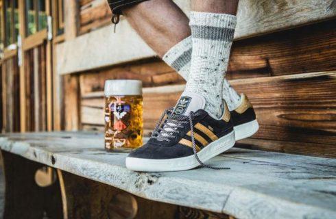Oktoberfest: le nuove scarpe Adidas che resistono alla birra (e altri liquidi)