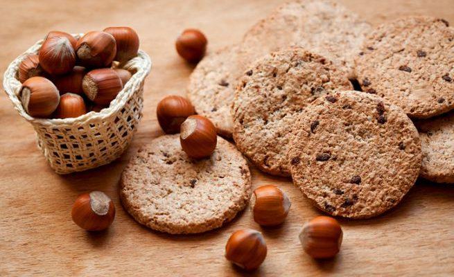 Foglie da tè alla nocciola, la ricetta dei biscotti tipici siciliani