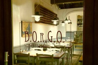 Borgo, Firenze